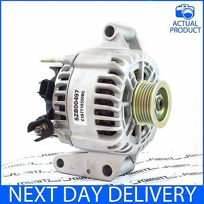 NEW 110A ALTERNATOR FOR FORD FOCUS MONDEO MK3 2.0TDCI JAGUAR X-TYPE LRB00497