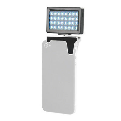Bower iSPOTLITE Smartphone LED Video Light for iPhone 4 / 4s / 5 / 5s Smartphone