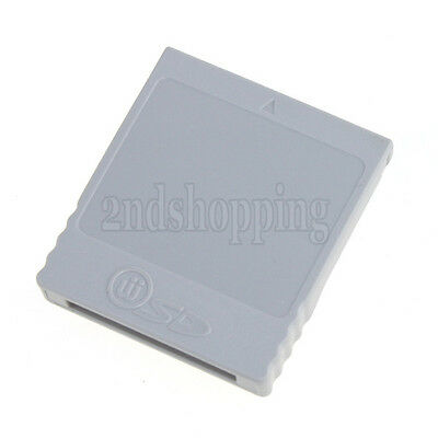 NEW Video Game SD Memory Card Converter Adaptor For Nintendo Wii Console