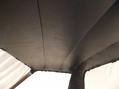 Headlining Black vinyl  ready to fit C&G Auto Upholstery