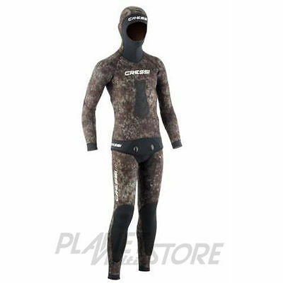 Cressi Tecnica New Tracina Wetsuit Spearfishing 5mm 04US