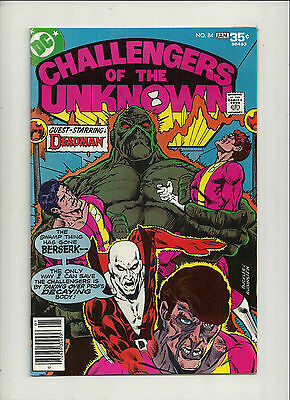 Challengers of the Unknown  #84  VF+