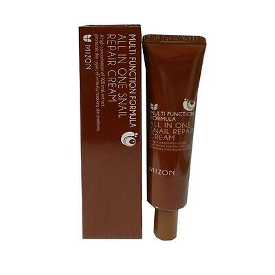 [MIZON]  All In One Snail Repair Cream Tube 35ml/Anti-wrinkle functional