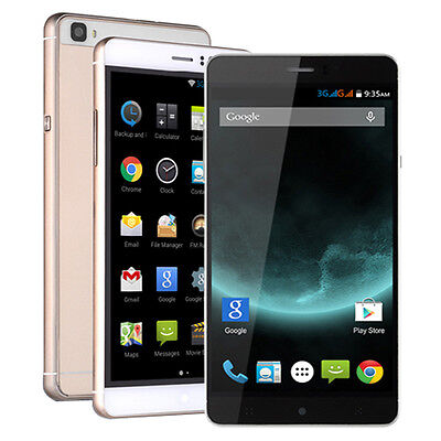 """16GB 5.5""""Android 2Core Unlocked Cell Phone 3G/GSM/WCDMA GPS Smartphone 8GB/4GB"""