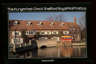 Royal Mail Postcard - The Hungerford-Great Shefford Postbus Unused  #C11117