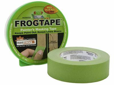 FROG TAPE PAINTERS MASKING TAPE MULTI SURFACE - GREEN 36MM x 41M