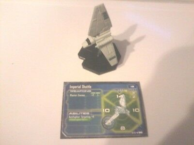 Star Wars Mini's Imperial Shuttle #39 of 60