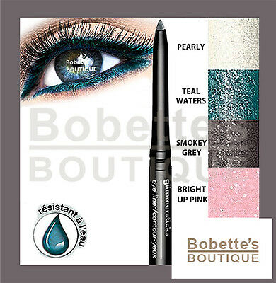 CRAYON EYE LINER WATERPROOF Contour des Yeux Mine Rétractable AVON 4 Coloris