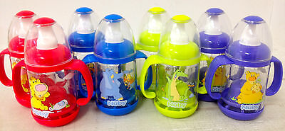 New Nuby Infant Feeders Baby Bottles Cereal and Stage 2 Gerber Baby Food
