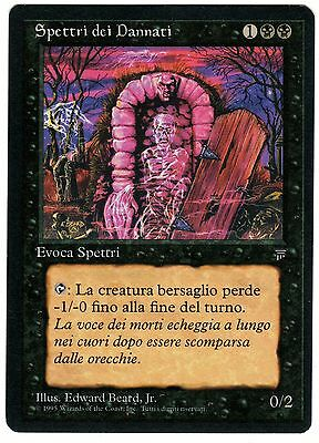 Spettri dei Dannati - Ghosts of the Damned MAGIC Leggende (ITALIAN LEGENDS) EXC