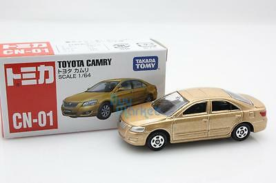 NEW Takara Tomica Tomy #CN-01 Toyota CAMRY Scale 1/64 Diecast Toy Car Japan
