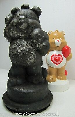 Original CARE BEARS Toy MOLD Industrial Manufacturing Rare Hard to Find Piece