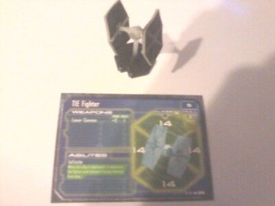 Star Wars Mini's TIE Fighter #55 of 60