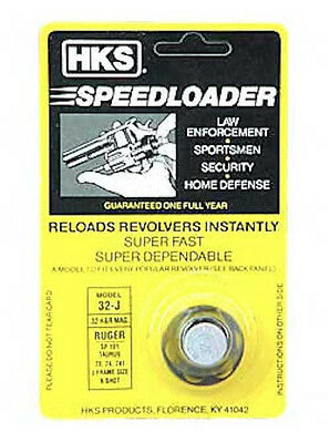 HKS Speedloader model 32-J H&R Mag Ruger