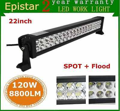22inch 120w epistar combo led light bar off road driving lamp suv 22inch 120w epistar combo led light bar off road driving lamp suv boat 4wd truck aloadofball Image collections