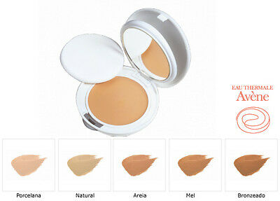 Avene Couvrance Compact Foundation Cream Spf30 10g.