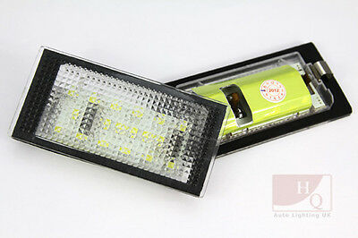 License Number Plate Light Lamp SMD LED fit BMW 3 Series E46 Prefacelift Coupe