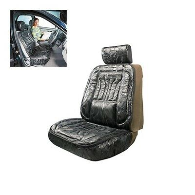 pu cuir voiture auto si ge chaise couverture pad coussin tapis housse protection eur 16 99. Black Bedroom Furniture Sets. Home Design Ideas