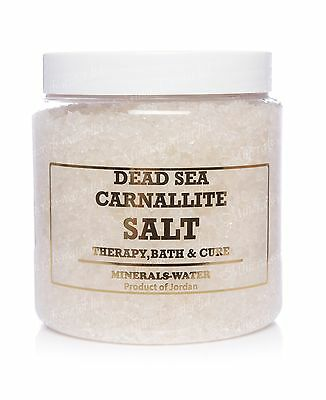 1kg Dead Sea Carnallite salt from Jordan•Natural product•theraphy•100% Pure•