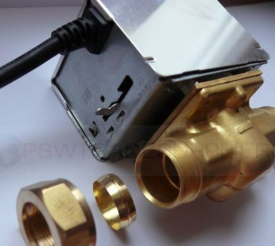 2 OR 3 PORT MOTORISED VALVE REPLACEMENT FOR HONEYWELL 22mm/28mm