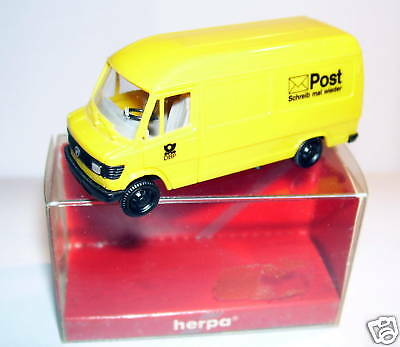 MICRO WIKING HO 1//87 MERCEDES  L 406 POSTE PTT POST ALLEMANDE