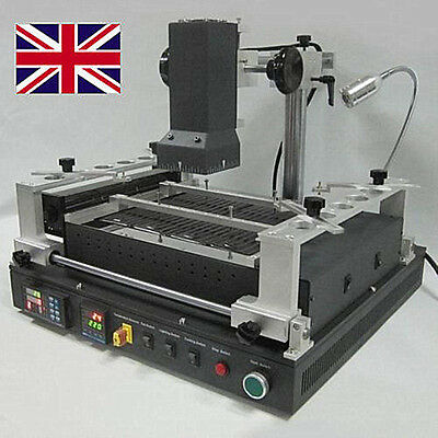 Ir-Pro-Sc Rework Station Fix Pcb Board Overall Machine Bga Infrared High Efficie