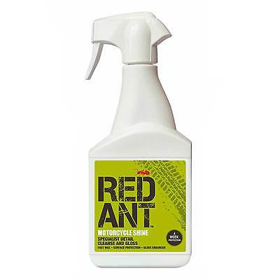 REDANT Motorcycle / Bike Shine - 500ml Spray - Cleaning / Cleanser / Gloss