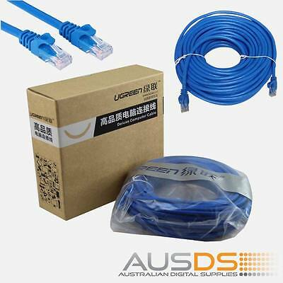 Ugreen Premium 20m Ethernet LAN Network Cable 50M RJ45 CAT6 Patch Cable 20 Meter