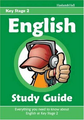 English Study Guide for Key Stage 2 by Hall, June Paperback Book The Cheap Fast