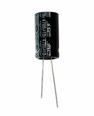 100pc Electrolytic Capacitor KM 4700uF 35V 105℃ 2000hrs φ18x36mm Radial RoHS SC