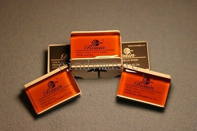 3PCS Rosin to suit all bow types-Violin / Viola / Cello /NEW
