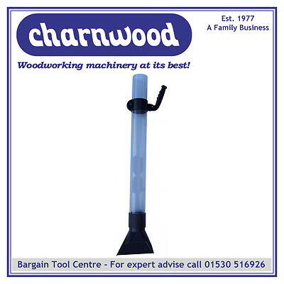 CHARNWOOD DKF Floor Sweeper Dust Collection Kit