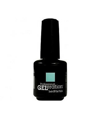 Jessica GELeration Soak Off Gel Polish - Surfer Boyz N Berry #733, .5 fl oz.