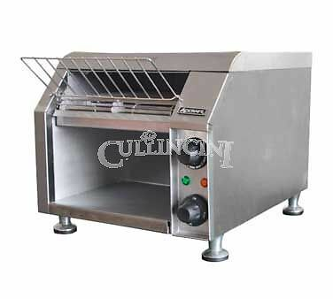 Adcraft Conveyor Toaster Dual Side Wide Belt Stainless Steel - Cvyt-120