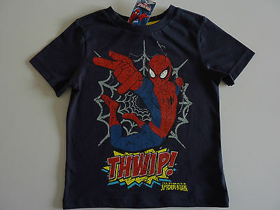 SPIDERMAN T-Shirt 2-3 Years NWT