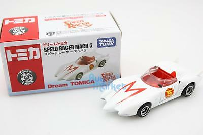 NEW Takara Dream Tomica Tomy Speed Racer Diecast Toy Car Japan (2014 Limited Ed)