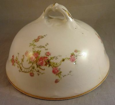 KT & K Knowles Taylor Knowles DOMED BUTTER DISH LID Pattern 3110