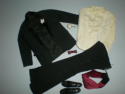 1961-65 Ken Tuxedo #787 all but the socks in Great Condition with CORSAGE