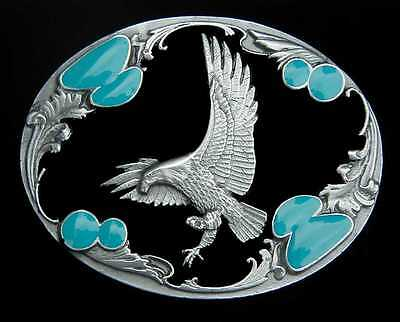 Sw Style Flying Eagle  Belt Buckle Buckles New!