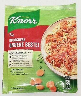 Knorr Fix  5 x Spaghetti Bolognese