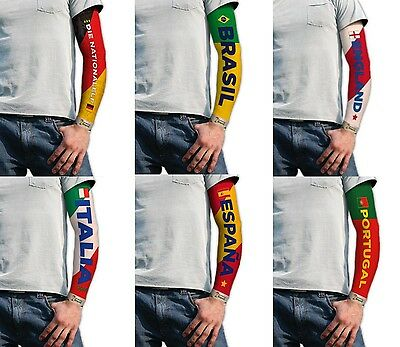 TATTOO SLEEVE - FIFA World Cup 2014 - National Teams (Official Football)