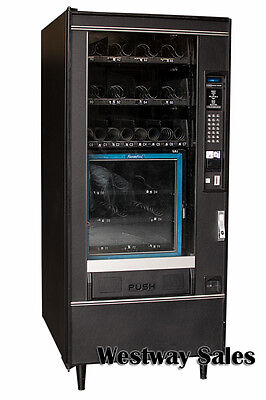 National Snack Center 784 Combination Snack and Frozen Food Vending Machine