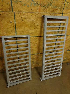 Lot of 48 Dunnage Rack pieces 36x18 and 48x18 Out of walk-in cooler freezer
