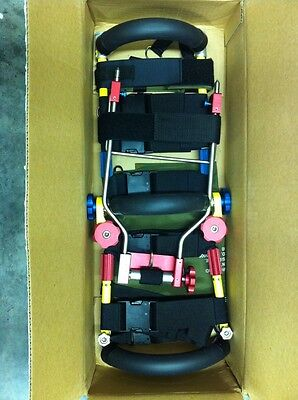 Adult Reel Splint 8801 Traction And Extrication Tactical System Hybrid Good Cond