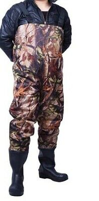 High Quality Nylon Fishing Chest Waders Size 12, 7  Fishing Tackle Special