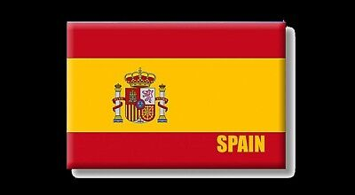 Spanien Flagge Foto Magnet Spain Flag Souvenir Fridge,New