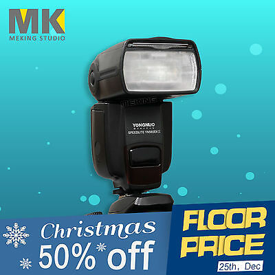 Yongnuo YN-565EX Mark II E-TTL-II flash/Speedlite/Flashgun for Canon EOS camera