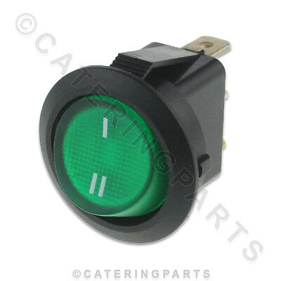 Burco 082636046 Spare Green Neon Selector Switch For Tssl 4 6 Slot Bread Toaster