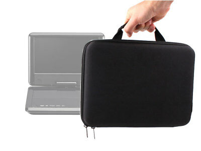 """Firm Protective 10.1"""" Carry Pouch for Logik L9SPdvd12 DVD Player"""