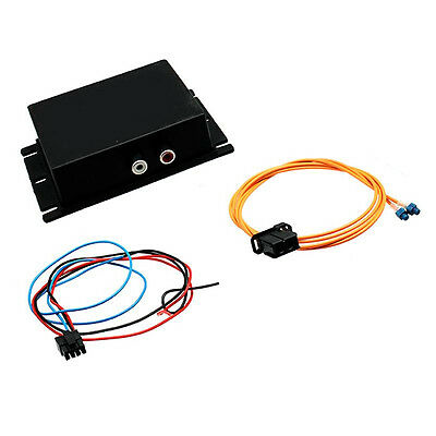 Porsche 911 Boxster Cayenne MOST iPod iPhone MP3 Aux-In Adaptor For PCM 2.0/2.1